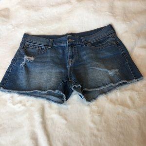 Old navy jean shorts ☀️